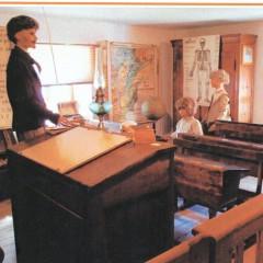 Après la classe… Lecture du Bulletin de l'instruction primaire, département de la Haute-Saône