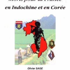 Militaires haut-saônois morts pour la France en Indochine et en Corée