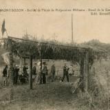 le samedi 9 juillet 2016, Stéphane Brouillard a parlé de la formation militaire de la jeunesse entre 1871 et 1914