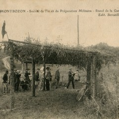 Samedi 9 juillet 2016, Stéphane Brouillard a parlé de la formation militaire de la jeunesse entre 1871 et 1914