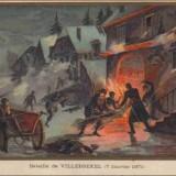 Samedi 8 octobre, Danièle Pingué a parlé de «La mémoire de la guerre franco-prussienne en Haute-Saône, de 1871 à 1914»