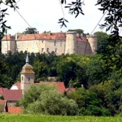 Samedi 24 juin 2017, Pascal Brunet a passionné son auditoire par sa présentation du château de Ray-sur-Saône