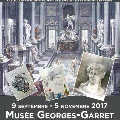 Du 9 septembre au 5 novembre, exposition Dessiner au musée Georges-Garret