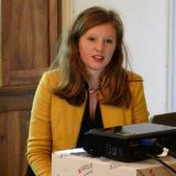 Samedi 18 novembre 2017, Charlotte Leblanc a donné une conférence sur les bâtiments en bois des années 30 à Port-sur-Saône.