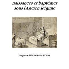 Bientôt, un nouveau livre de Guylaine Jourdain «Au cœur des actes : naissances et baptêmes»