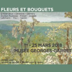 Du 1er au 25 mars 2018, expo «Fleurs & Bouquets» au musée de Vesoul