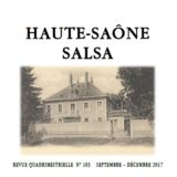 Le 9 février 2018, le n° 103 de Haute-Saône SALSA est paru