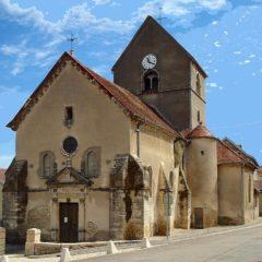 Vendredi 27 avril 2018 à 14h30, visite de l'église de Purgerot et conférence de Jean-Pierre Kempf