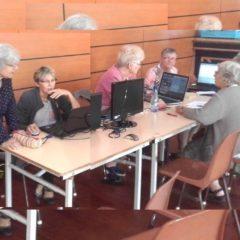 La rencontre généalogique annuelle s'est déroulée le 9 septembre 2018 à Luxeuil