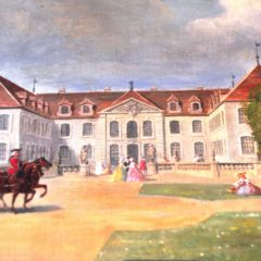 Le samedi 13 avril 2019, Joël Rieser a donné une conférence sur la construction du château de Châtenois (70).