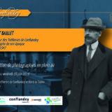 Conflandey – à partir du 28 juin 2019 : expo photo d'Ernest Baillet, fondateur des tréfileries. Entrée libre