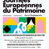 Sam. 21 & dim. 22 septembre 2019, Journée du Patrimoine au musée de Vesoul