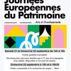 Sam. 21 & dim. 22 septembre, Journée du Patrimoine au musée de Vesoul