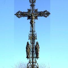 Croix, calvaires et petits oratoires du canton de Gray