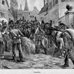 Les Haut-Saônois dans la guerre de Septante et sous l'occupation allemande de 1870-1871