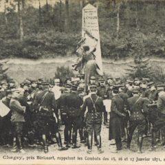 Colloque « Les Haut-Saônois dans la Guerre de Septante et sous l'occupation allemande » (1870-1871)